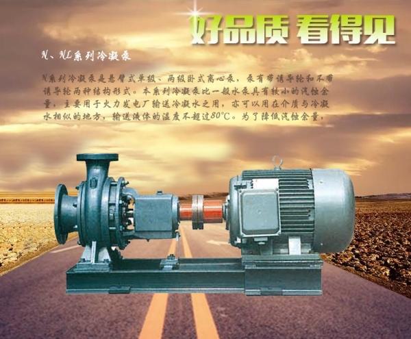 湖南N、NL系列冷凝泵