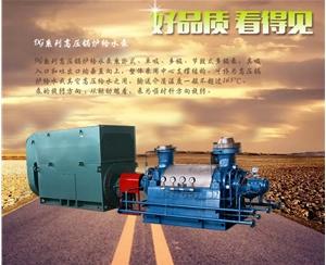 DG系列高压锅炉给水泵